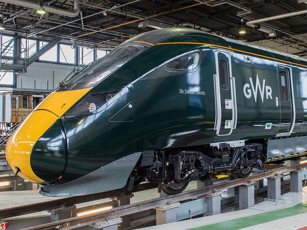 2 TICKETS ON GWR TRAINS
