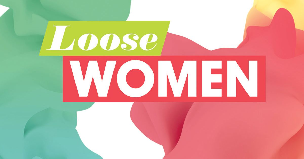 Vip tickets for Loose Women!