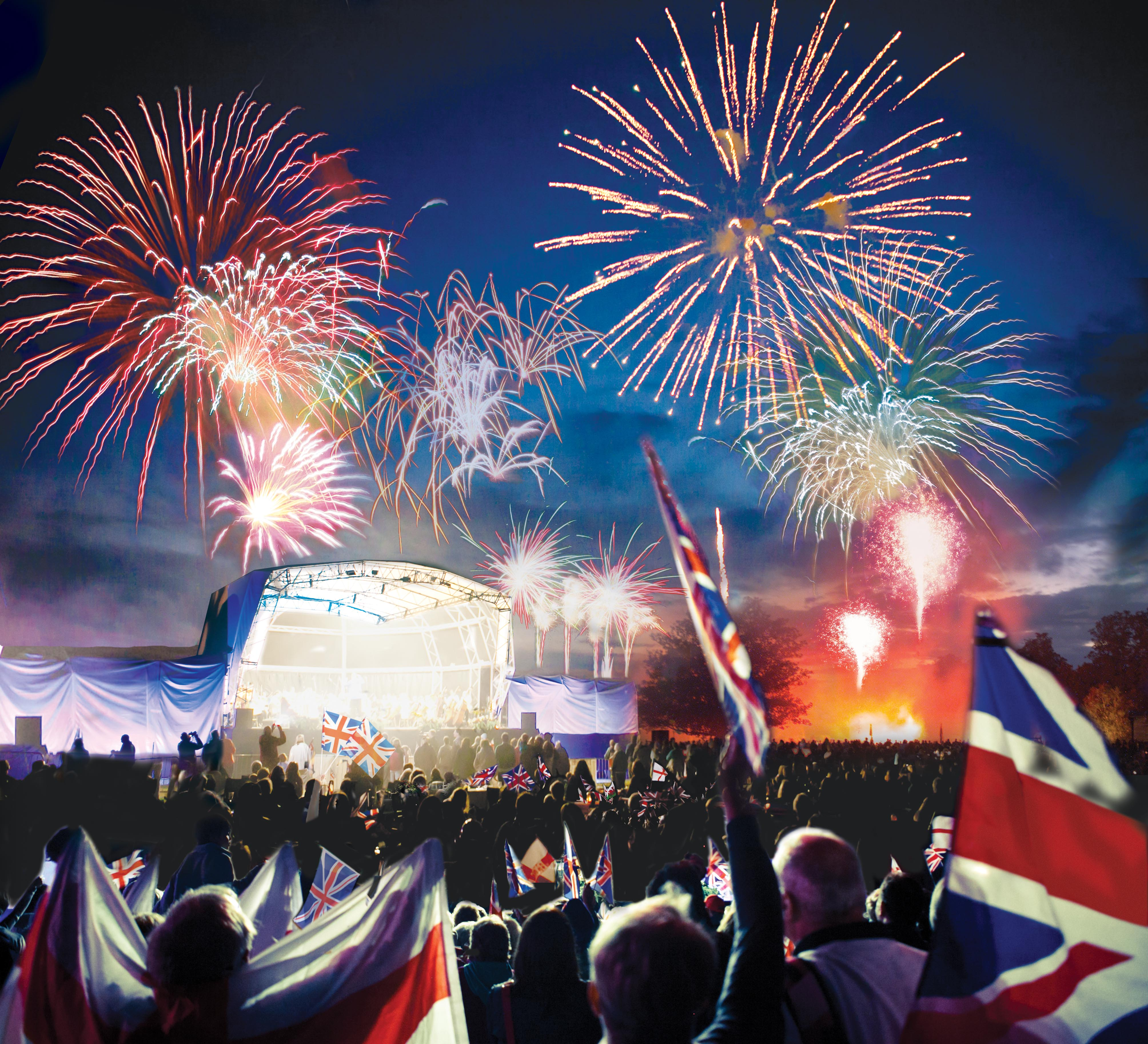 Tickets to the Battle Proms