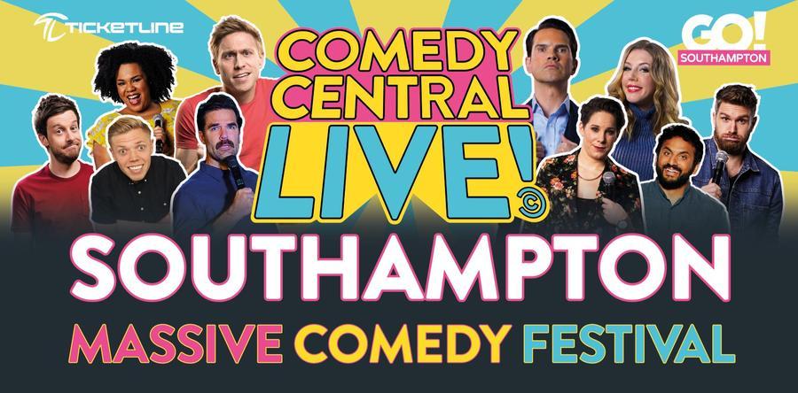 Comedy Central Live!