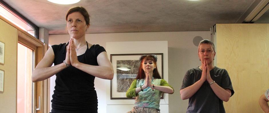 Yoga classes-Maggie's Centres