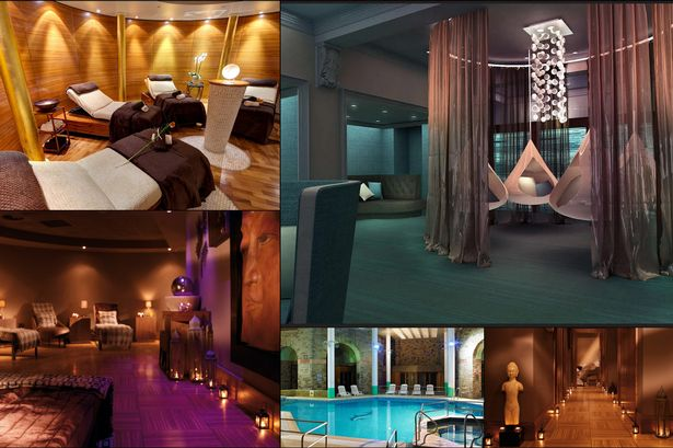 Spa treatments Manchester