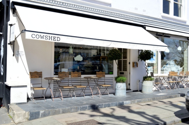 Cowshed Spa London