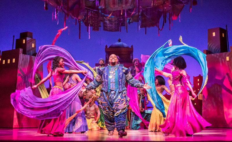 Aladdin West End