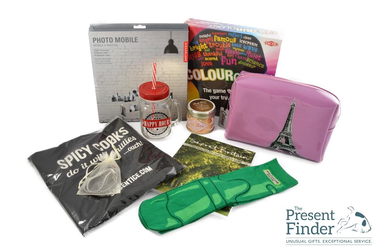 A Big Bundle of Gifts for All the Family!