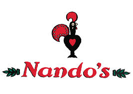 Nando's meals and drinks