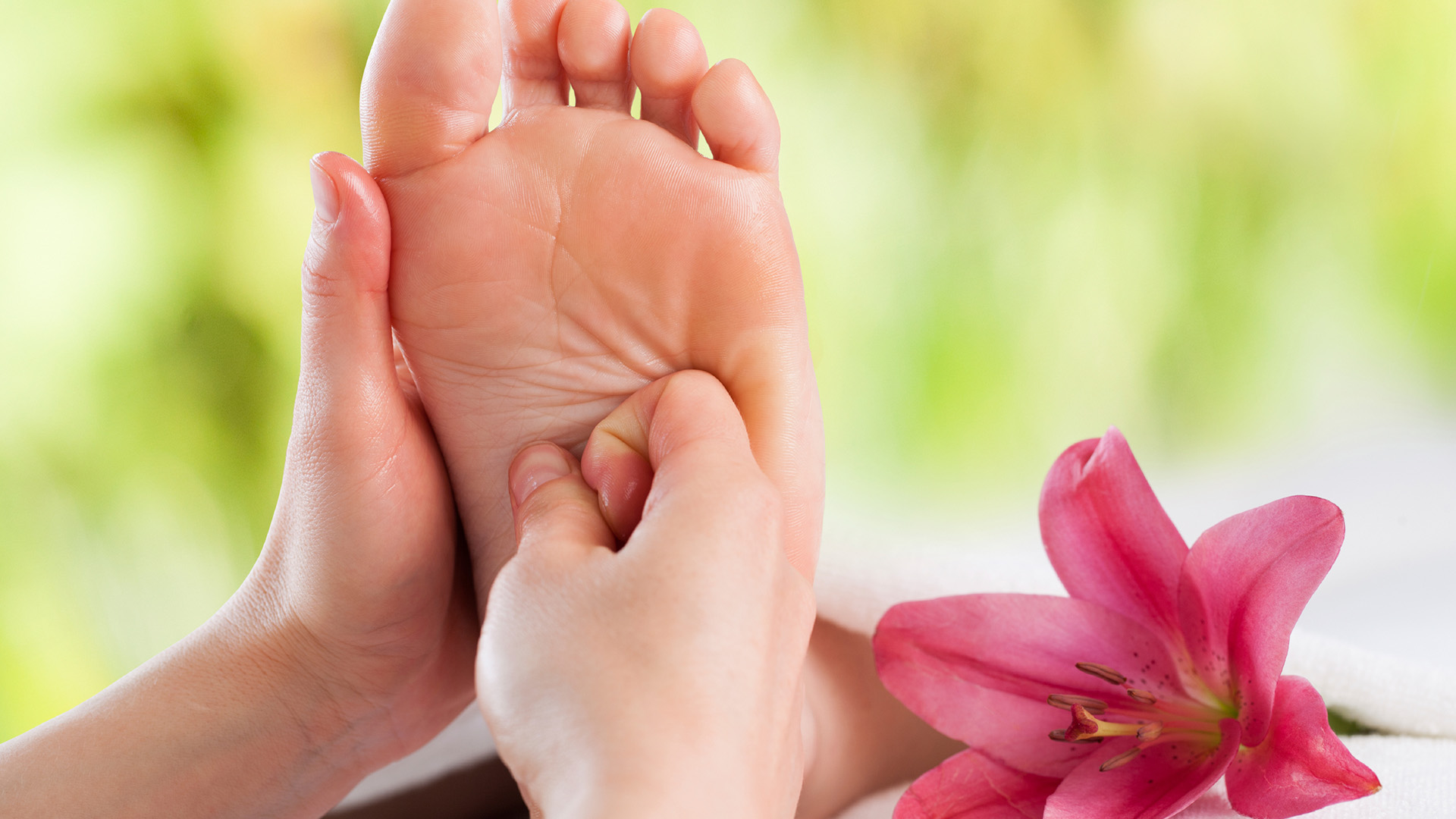 Reflexology Cancer & Palliative Care