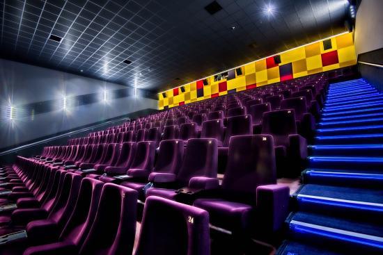 Family cinema ticket, Bolton