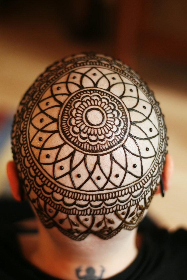 Henna Crown Oxfordshire