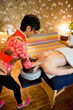 Free Massage London W3