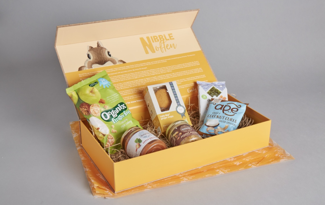 50% off snack box