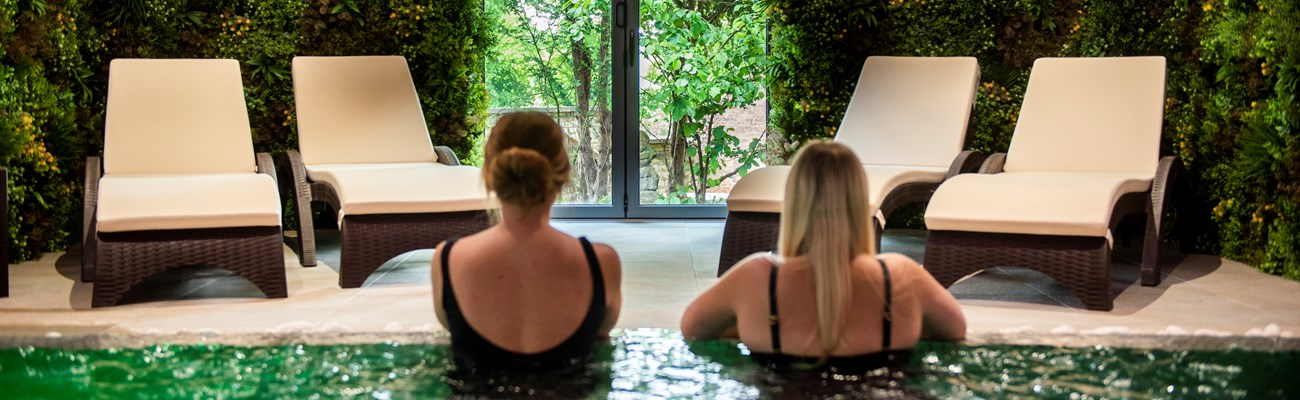 Ringwood Hall spa Chesterfield
