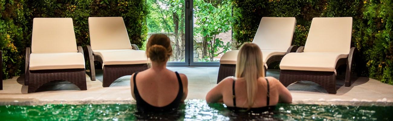 Ringwood Hall spa treatments