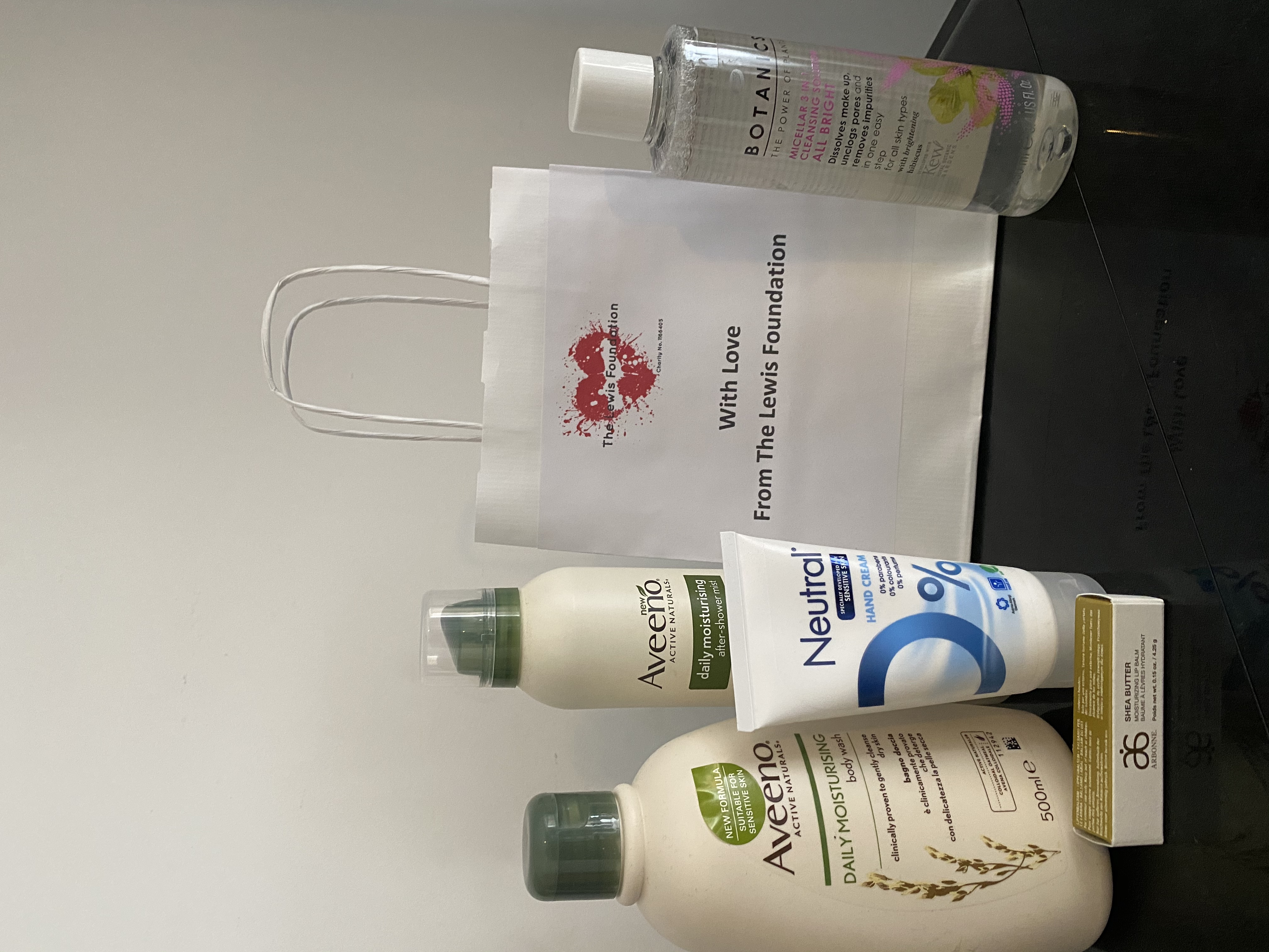 Ladies Cancer Support Pack