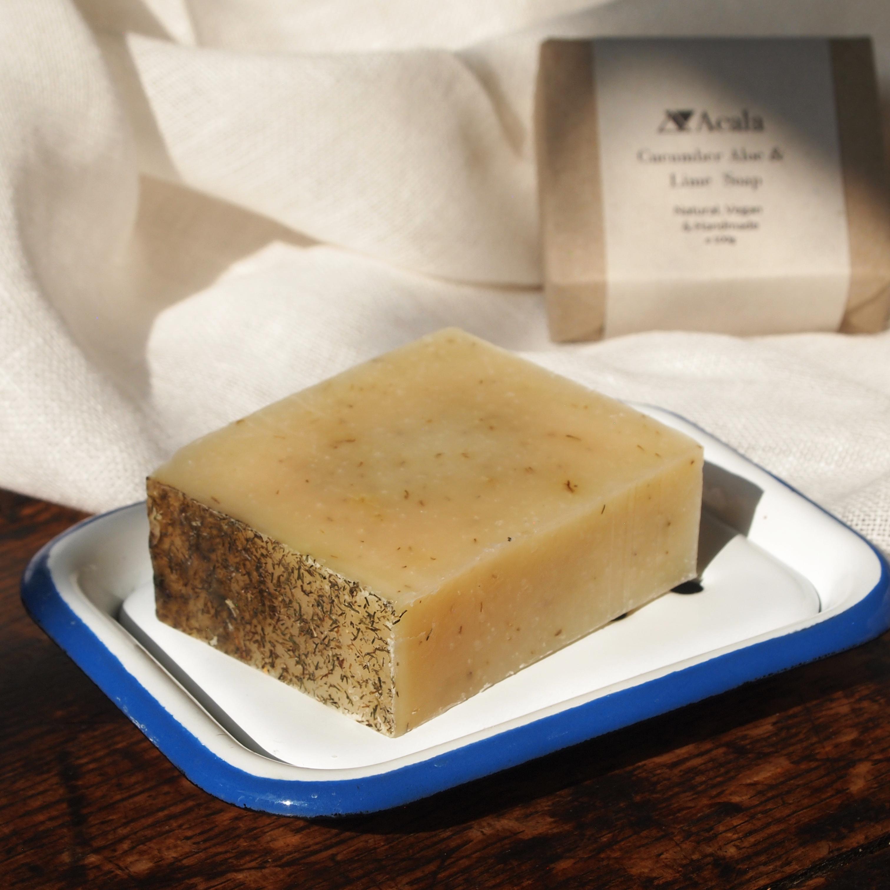 Botanical Soap Bar Bundle